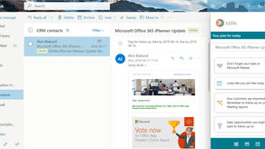 MIPA for Outlook of course also shows your To-Do!