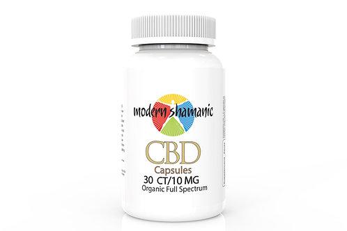 Liposomal CBD Capsules