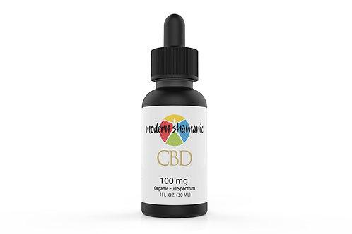 Full Spectrum CBD Tincture in MCT oil