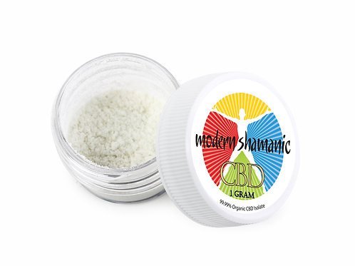 CBD Isolate, 1000mg