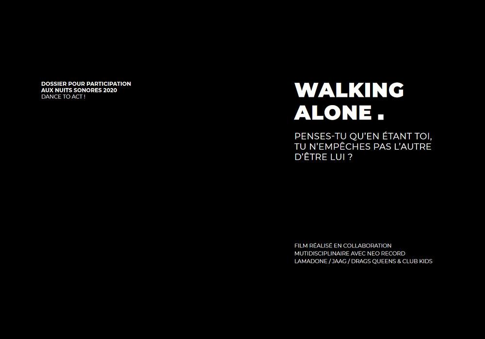 Image du projet walking alone
