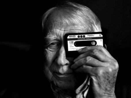 Le père de la cassette audio, Lou Ottens est décédé.