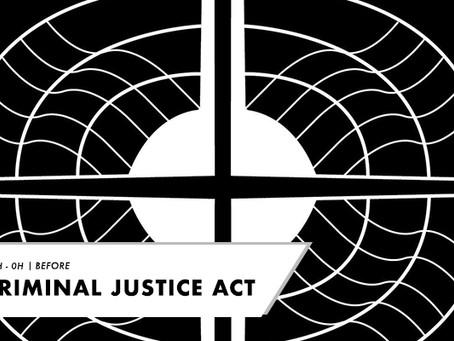 Before / Criminal Justice
