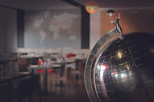 Photo du globe Brasserie