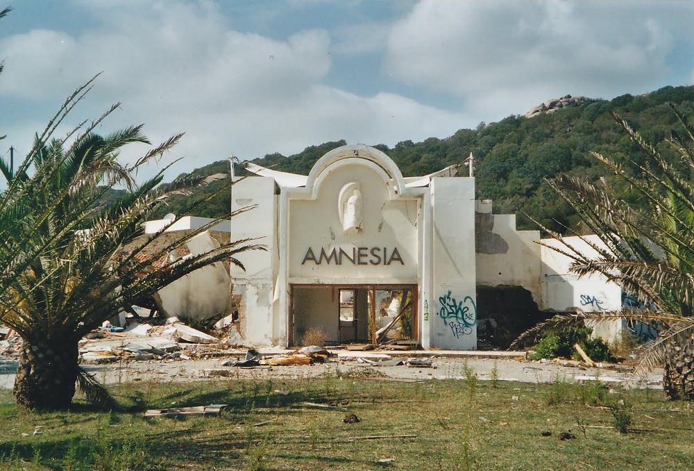 Photo de l'Amnesia en Corse