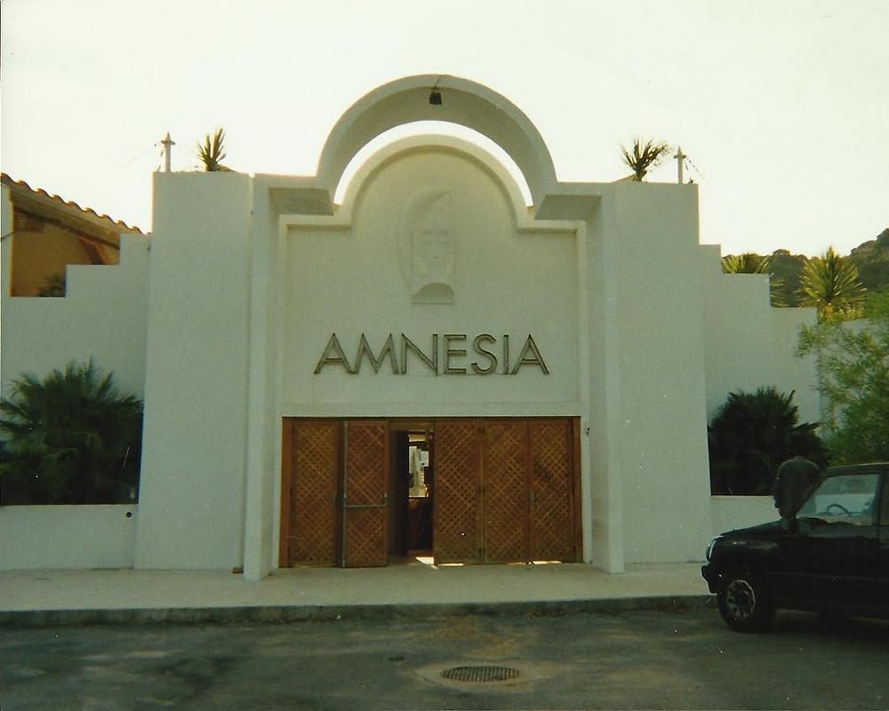 Photo extérieur de l'Amnesia