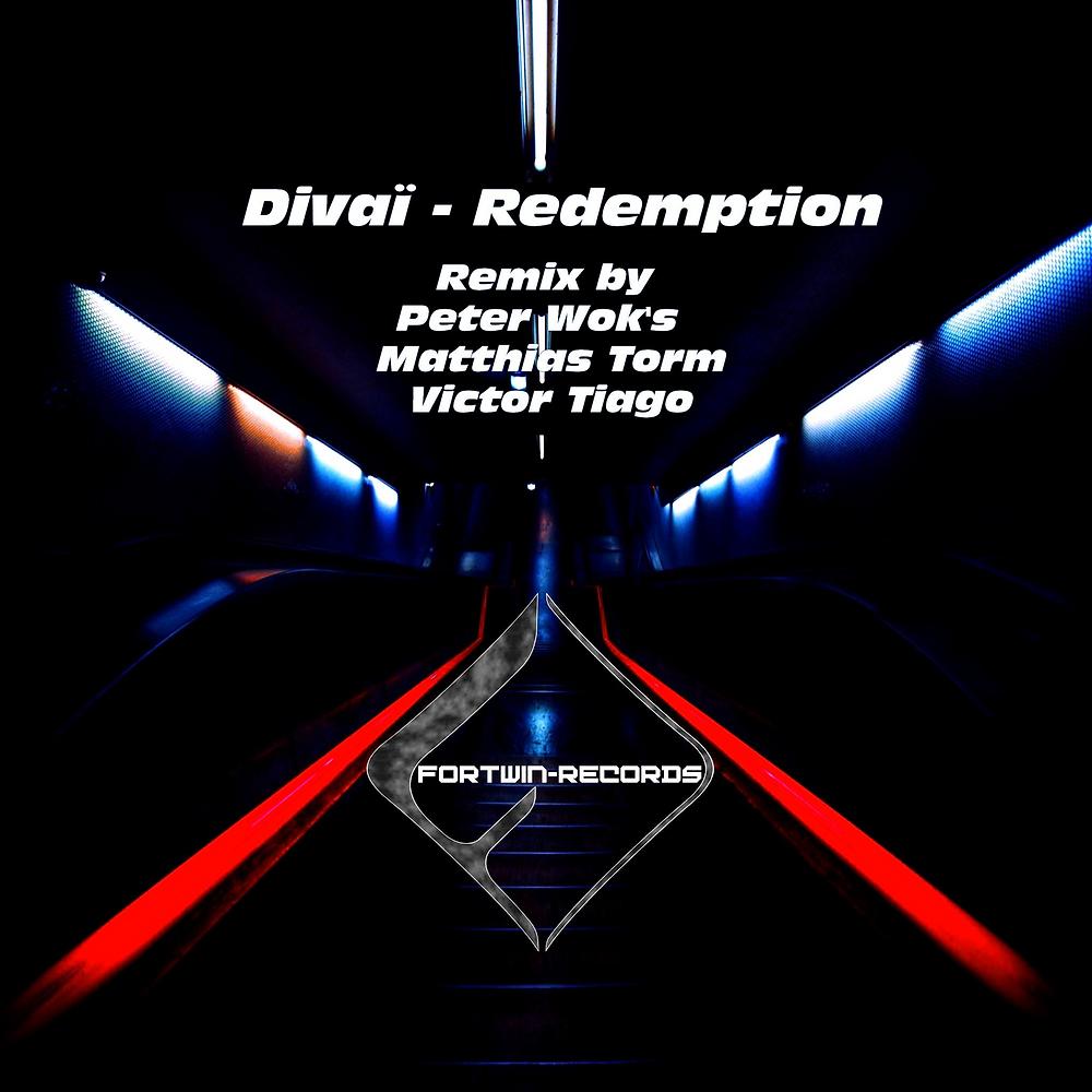 photo du label redemption by Divai