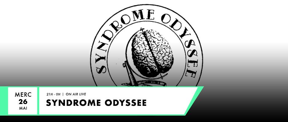 Logo du syndrome odyssée
