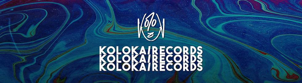 arrière-plan logo du label Koloka
