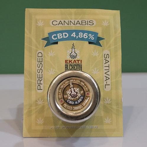 CBD HASH 4,86% 10 γρ