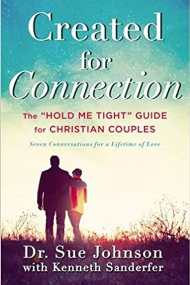 Created for Connection hardcover book