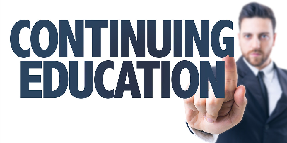 Registration for Continuing Education Units/C4C Member Group