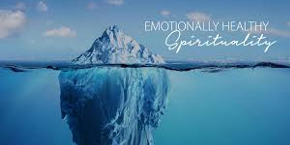 Emotionally Healthy Spirituality using EFT!