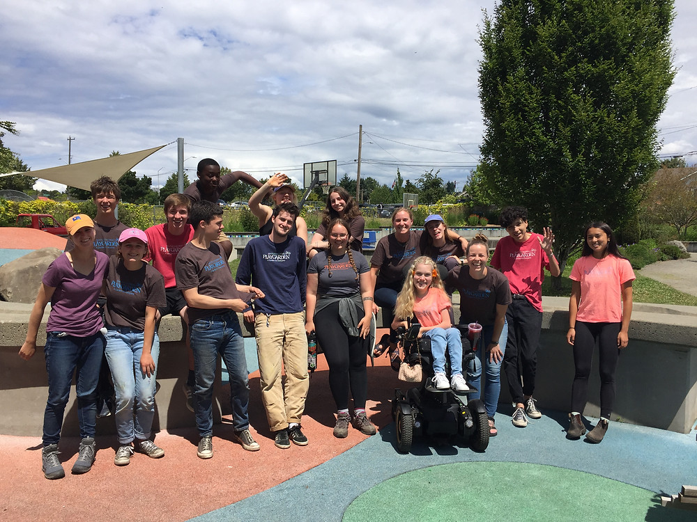 eattlThe Seattle Children's PlayGarden Summer Camp Staff, 2019
