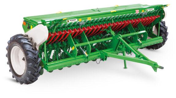 Semoir mécanique pour céréales RTMN-BK-1