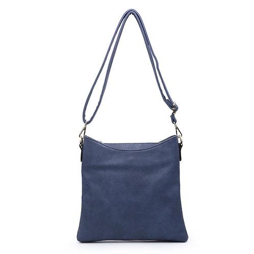 Zipper Hobo Bag