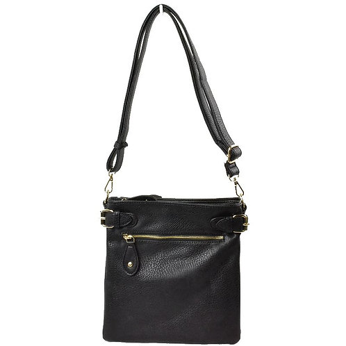 Eight Pocket Crossbody