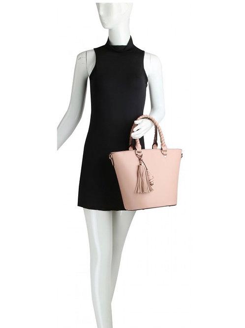 Handbag with Tassel