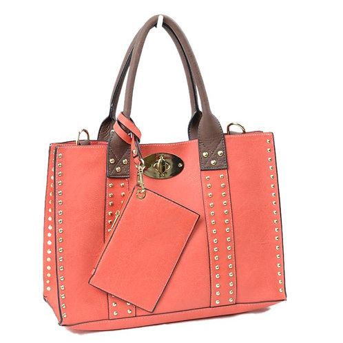 Studded Bag in Bag