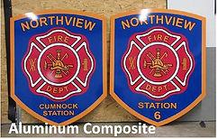 Aluminum Composite Sign