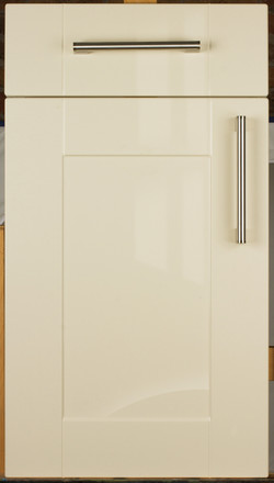 Ludlow Gloss Cream Door