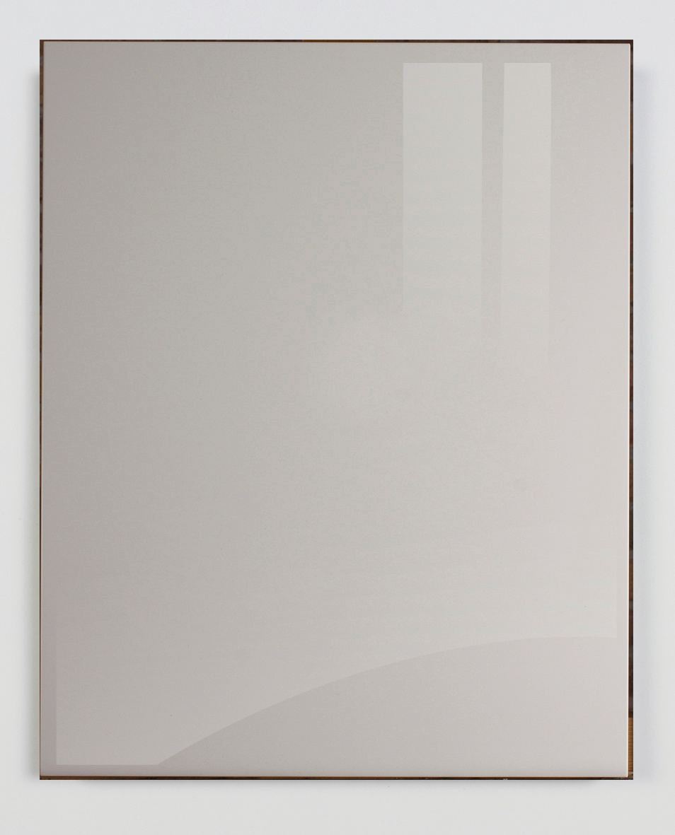 Ultragloss Mussel Door