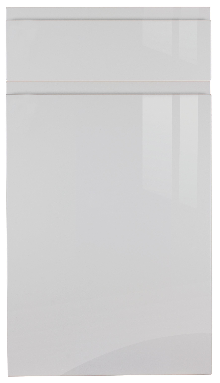 Lacarre Gloss Light Grey Door