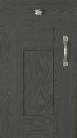 Wilton Oakgrain Graphite Door