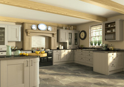 Wilton Oakgrain Dakkar Kitchen