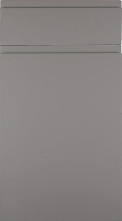 Rothwell Supermatt Dust Grey Door