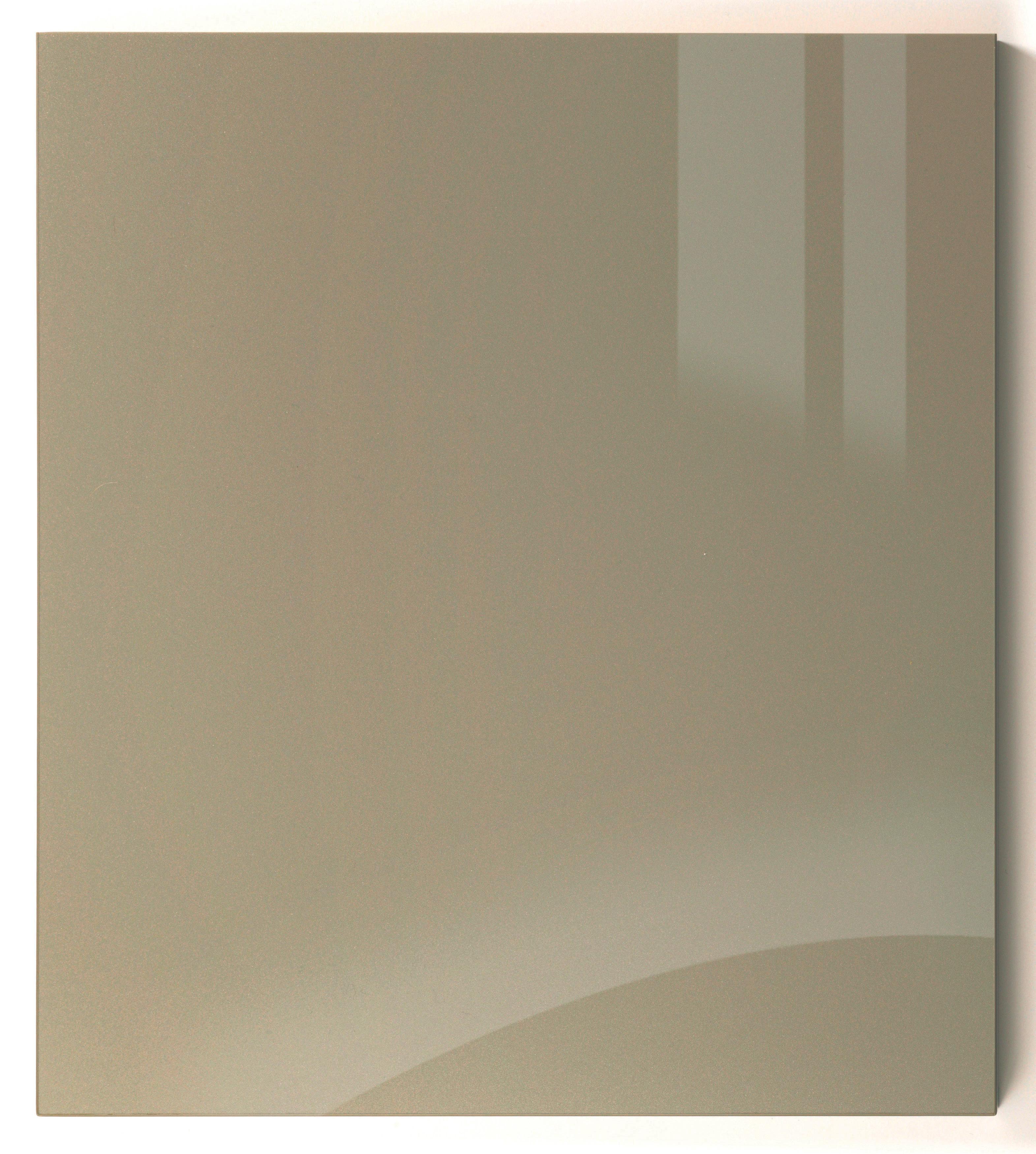 Metallic Champagne Door