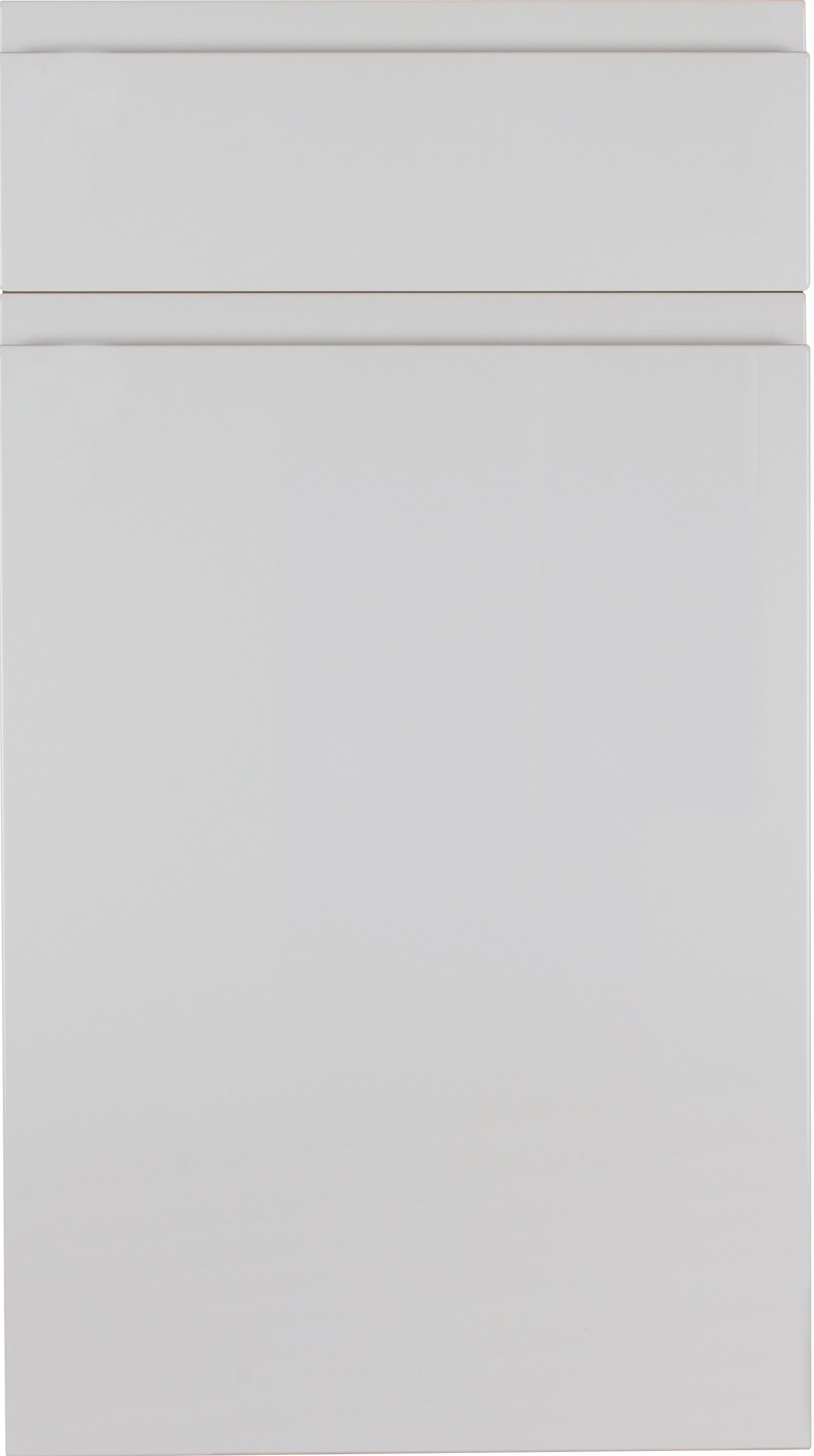 Rothwell Supermatt Light Grey Door