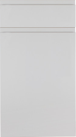 Rothwell Supermatt Light Grey Door