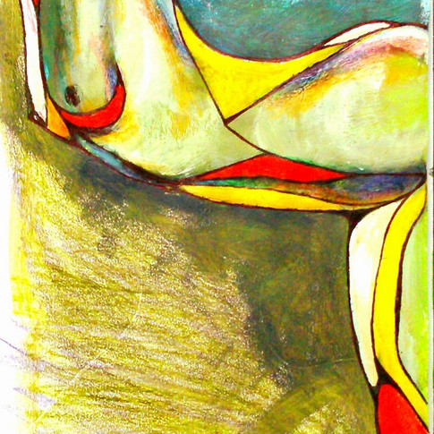 The Dancer © 2015