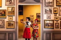 Des clowns et des musées La Cohue
