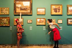 Des clowns et des musées