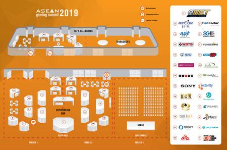 ASEAN 2019 Map