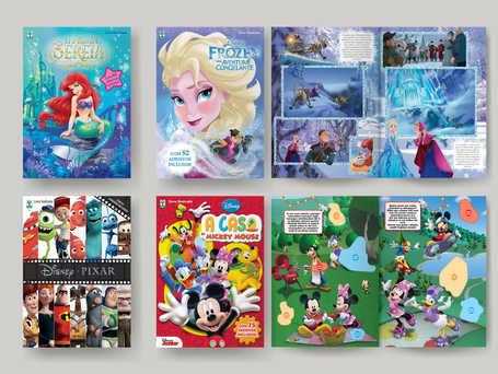 Disney Sticker books