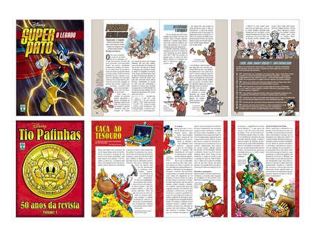 Comics pieces