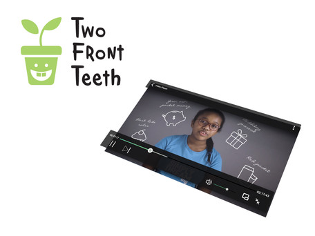 Two Front Teeth Project