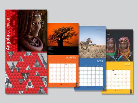 Angola Calendar