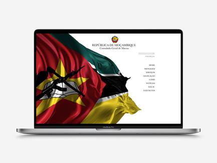 Mozambique-Macau website