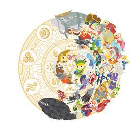 The Legend of Zelda Circle