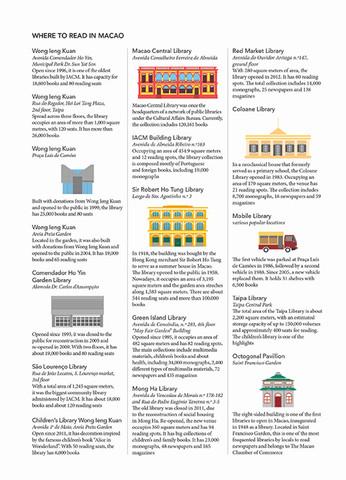 Macau Libraries