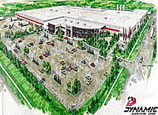 Dynamic Furniture Corp. Manufacturing Plant