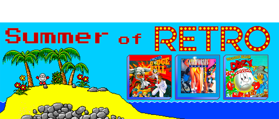Welcome to the Summer of Retro on Antstream