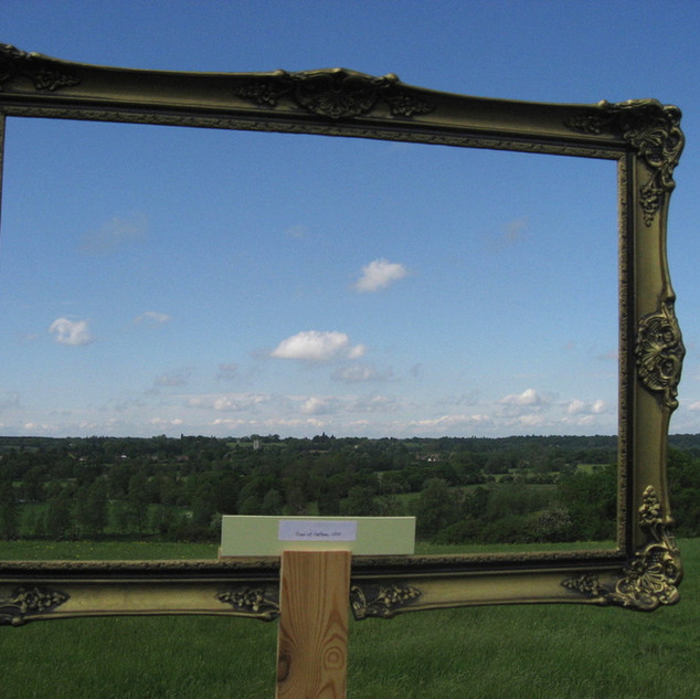 Frame work constable country - 2014.