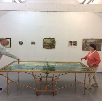 Cons-table tennis
