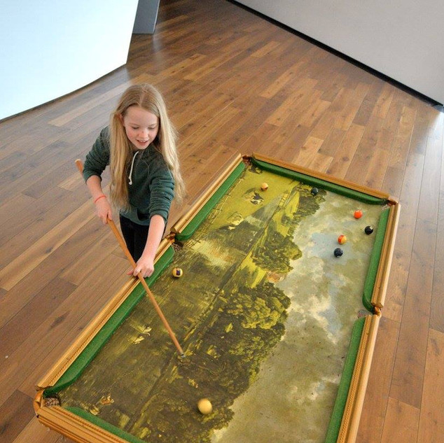 Cons-pool-table