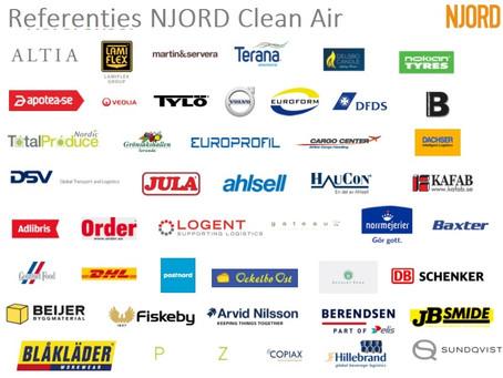 Njord Clean Air snelst groeiende Europese aanbieder industriële luchtreinigers